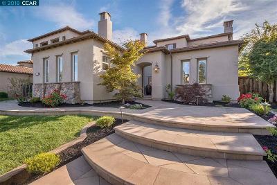San Ramon Single Family Home Price Change: 3103 Sorrelwood Dr