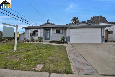 Fremont Single Family Home For Sale: 5821 Butano Park Drive