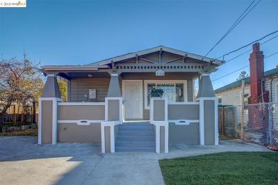 Oakland Single Family Home New: 2124 99th Ave