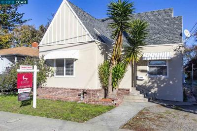 San Pablo CA Single Family Home New: $437,700