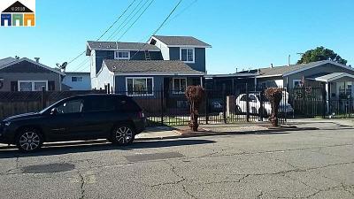 Oakland Single Family Home New: 9869 Toler Ave