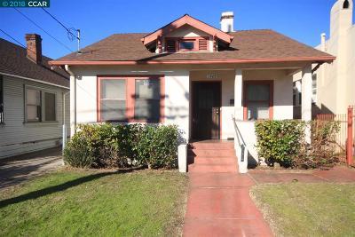 Oakland Single Family Home New: 1925 64th Avenue