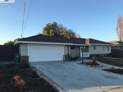 Fremont Single Family Home New: 4925 Mattos Dr