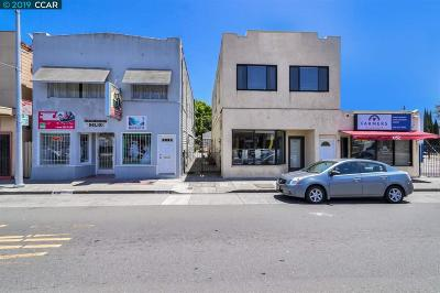 Contra Costa County Commercial For Sale: 654 23rd St