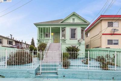 Oakland Single Family Home New: 3061 Pleitner Ave