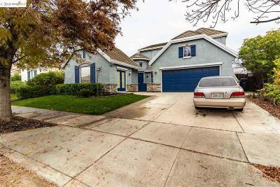 Antioch Single Family Home New: 4879 Cushendall Way