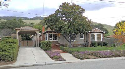 Fremont CA Single Family Home New: $1,388,000