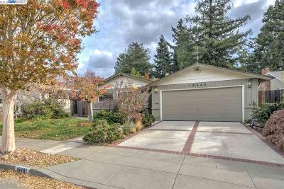 Castro Valley Single Family Home Pending Show For Backups: 18440 Center St