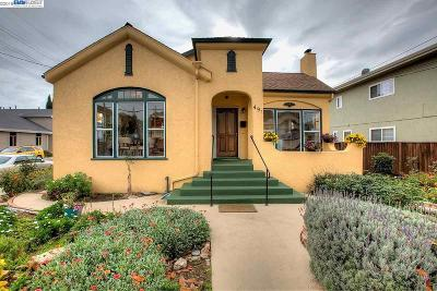 San Leandro CA Single Family Home New: $775,000