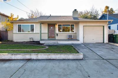 Antioch CA Single Family Home New: $337,000