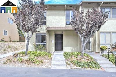 Pinole Condo/Townhouse Pending Show For Backups: 1880 Tesoro Ct
