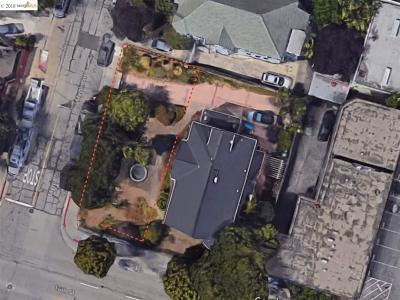 Oakland Residential Lots & Land For Sale: 18th St.