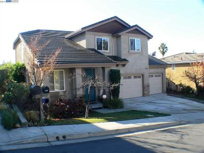 Hayward CA Single Family Home New: $848,000