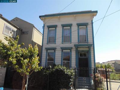 Oakland CA Single Family Home New: $700,000