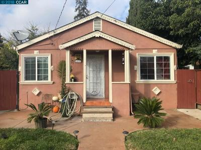 Hayward CA Multi Family Home New: $675,000