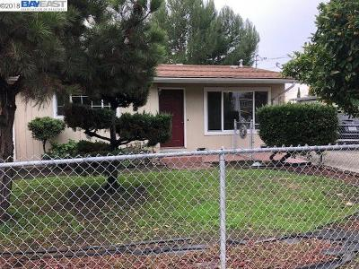 Hayward Multi Family Home Price Change: 27839 Manon Ave