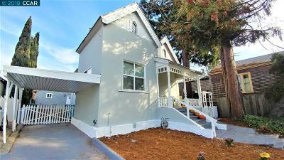 Berkeley Single Family Home For Sale: 2909 Adeline St.