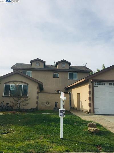 Fremont Single Family Home For Sale: 5308 Audubon Park Ct