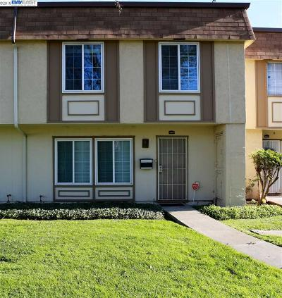 Fremont Condo/Townhouse For Sale: 34655 Bahama Common
