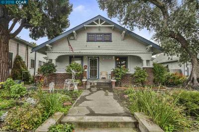 Antioch Single Family Home Price Change: 205 W 4th St
