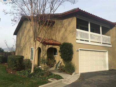 Fremont Condo/Townhouse For Sale: 2993 Wilson Cmn