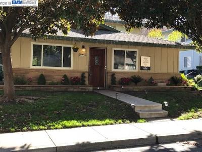 Pleasanton Condo/Townhouse For Sale: 8087 Arroyo #1