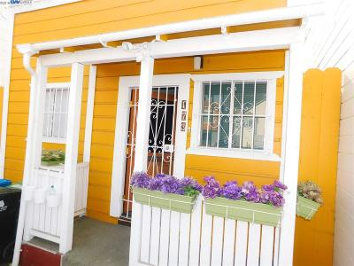 San Francisco Single Family Home For Sale: 173 Farallones St.