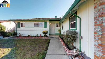 Hayward Single Family Home Active - Contingent: 2186 Catalpa Way