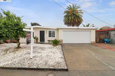 San Pablo Single Family Home Pending Show For Backups: 1036 Road 20