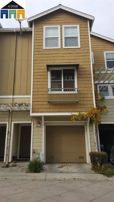 Hayward Condo/Townhouse For Sale: 643 Veranda Circle