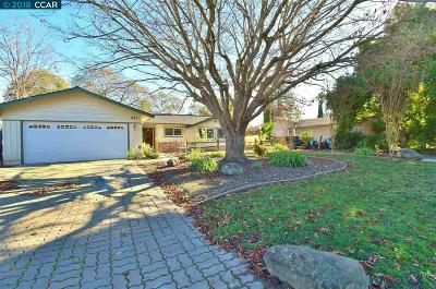 Pleasant Hill Single Family Home Pending Show For Backups: 247 Twinview Dr.