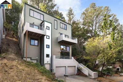 Oakland Single Family Home Pending Show For Backups: 6450 Oakwood Dr