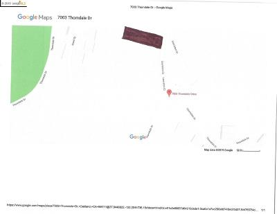 Oakland Residential Lots & Land For Sale: 88 Lauriston Ct