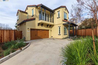 Pleasanton Single Family Home For Sale: 131 Barias Place