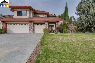 Antioch Single Family Home Pending Show For Backups: 4408 Belvedere Way