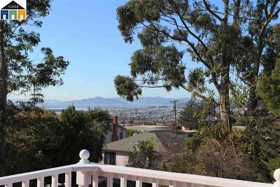 El Cerrito Single Family Home For Sale: 2653 Monte Vista Ave.