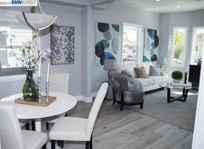 Berkeley Single Family Home Pending Show For Backups: 1345 Ashby