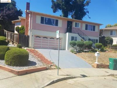 Oakland Single Family Home For Sale: 11 Camisa Circle
