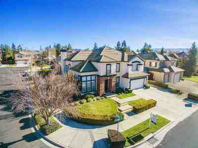 Livermore Single Family Home Active - Contingent: 1538 Carnelian Lane
