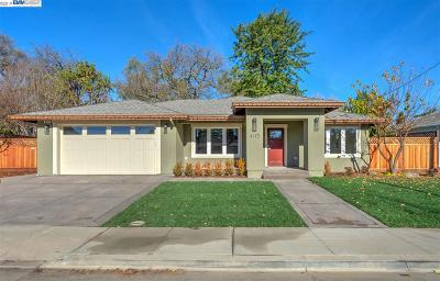 Pleasanton Single Family Home For Sale: 4113 Walnut Dr