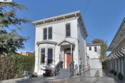 Oakland Single Family Home Pending Show For Backups: 930 36th St