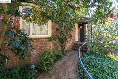 Berkeley Single Family Home For Sale: 60 Latham Ln