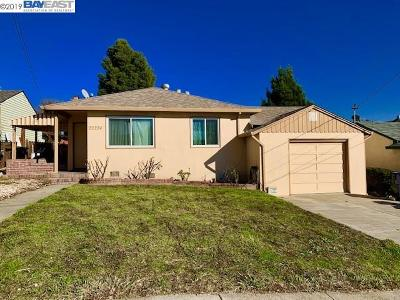 Castro Valley Single Family Home For Sale: 22224 Cameron St