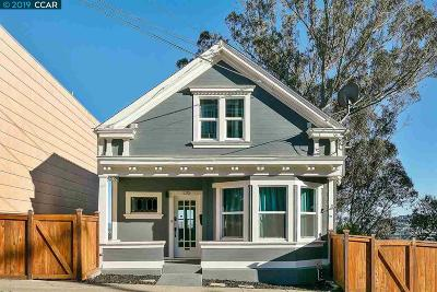 San Francisco Single Family Home Price Change: 135 Holladay Ave