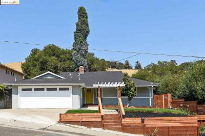 Oakland Single Family Home For Sale: 3287 Blandon Rd