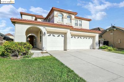 Oakley Single Family Home Price Change: 14 Bramante Court