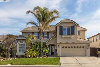 Discovery Bay Single Family Home Back On Market: 809 Blue Mesa