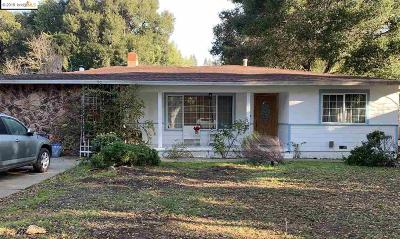 Marin County Single Family Home For Sale: 1826 Virginia Ave