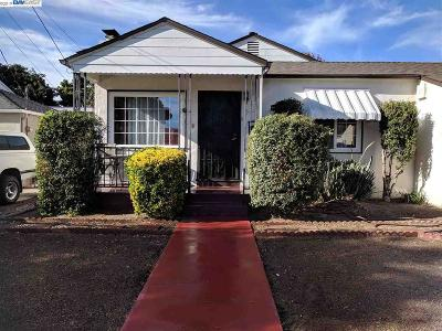 Hayward Single Family Home For Sale: 568 Mardie St