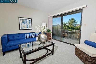 Walnut Creek Condo/Townhouse For Sale: 1409 Marchbanks Dr #2